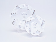 "Ultra ""S"" Cup White Bond Threaded"