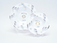 "Ultra ""S"" Cup White Bond Non-Threaded"