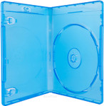 Premium Blu-ray Disc Case, 100-Pack