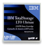 IBM LTO Ultrium 6 Data Cartridge 2.5 TB / 6.25 TB (00V7590)