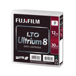 Fujifilm  LTO 8 Ultrium 12 TB / 30 TB Data Cartridge (16551221)