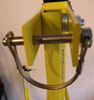 Hanger Arm Safety Clips
