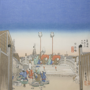 Nihonbashi Bridge at Dawn