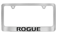 Nissan Rogue Chrome Plated License Plate Frame