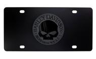 Harley-Davidson® Matte License Plate