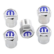 Mopar Chrome Plated Valve Stem Caps