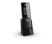 snom-M65 - DECT handset with wideband HD audio quality