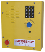 011463 - SIP Heavy Duty Emergency Keypad Call Station