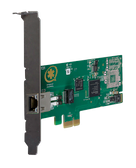 TE131F - One (1) span digital T1/E1/J1/PRI PCI-Express Card