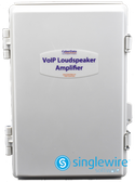 011407 - InformaCast Enabled Loudspeaker Amplifier, PoE