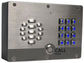 011214 - VoIP Outdoor Intercom with Keypad