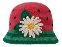 San Diego Hat Daylee Design PINK WATERMELON Baby Toddler Girl Hat