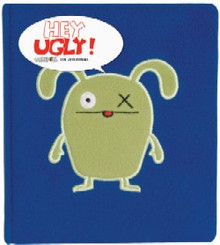 UGLYDOLL Plush Journal Diary OX Notebook