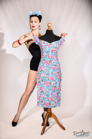 Bernie Dexter Scarlett Dress - Cherry Blossom
