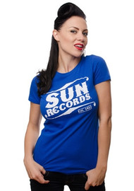 Steady Sun Records Established Tee - Royal