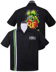 Steady Rat Fink Roth Racer - Black
