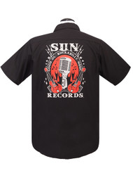 Steady - Sun Records - Rockabilly Workshirt
