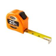 25' High Visibility Measuring Tape