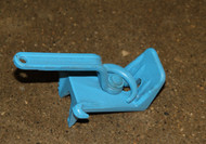 Cam-Lock Bracket - Blue
