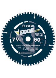 "7 1/4"" 60 Tooth Extra-Fine Saw Blade"