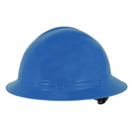 Full Brim Blue Hard Hat