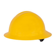 Full Brim Yellow Hard Hat