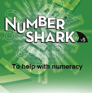 Numbershark 5  USB