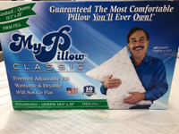 My Pillow Classic Series Bed Pillows QUEEN AND KING! Firm or Medium