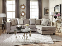 Hollywood Silver Sectional