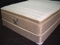 Reflexion Latex pillowtop Mattress - Queen