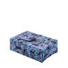 Medium Crackle Wrap.  Pictured here in Ocean Blue.