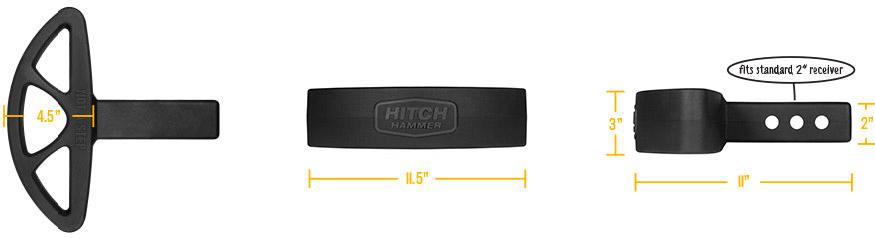 HitchHammer Specs