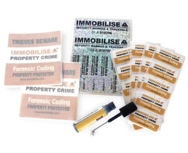 ImmobiDot contents with applicator removed - picture 1