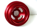 OBX Under drive crank pulley for civic 99-00 B16A Red