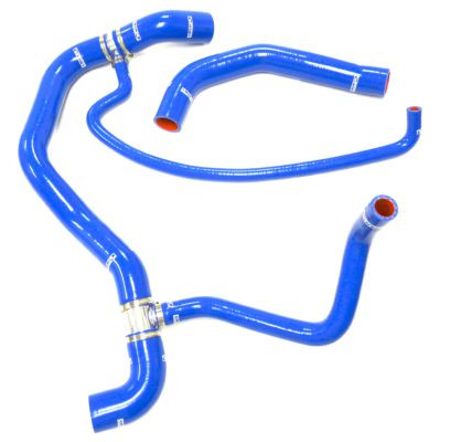 OBX Racing Silicone Radiator Hose Kit 98 99 00 01 02 03 VW Beetle 2.0L Blue