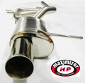 Maximizer Cat Back Exhaust Fits 03 04 05 06 07 Chrysler PT Cruiser GT 2.4L Turbo