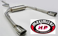Maximizer Cat Back Exhaust Fits 2013 2014 2015 2016 Dodge Dart 1.4L Turbocharged