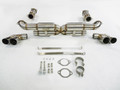 Becker 1998 thr 2004 911 Porsche 997.2 twin turbo Exhaust