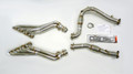 OBX Full Length Oval Port Header For 06 To 10 Jeep Grand Cherokee SRT8 6.1L