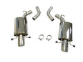 Maximizer Axle Back Exhaust Fits 09 To 14 Cadillac CTS-V , 6.2L, V8, AT / MT,