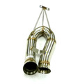 "Becker Performance 2.5"" Downpipe For 1989-2002 Porsche 911 (964) 3.6L / 3.8L"