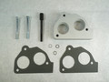 OBX Throttle Spacer For 88-95 S10 4.3L 92-99 Sierra Suburban 4.3L 5.3L 5.0L 5.7L