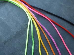 Satin Rattail Cord 1.5mm