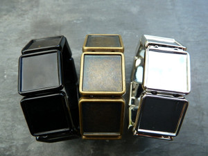Acrylic Square Bracelet 20mm