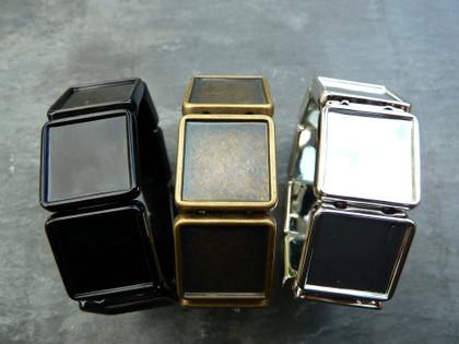 Acrylic Square Bracelet 20mm