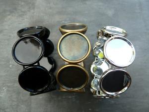 Acrylic Round Bracelet 20mm