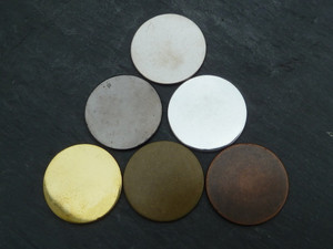 Plain Trays/Cabochon Settings 25mm