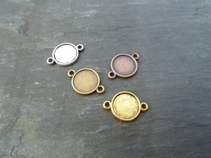 Reversible Connector Blanks 10mm