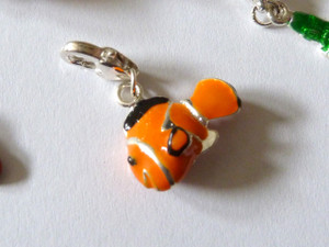 Clown Fish Clip-On Charm