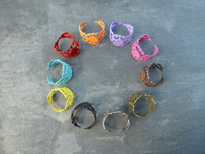 Vintage Style Adjustable Ring Blanks